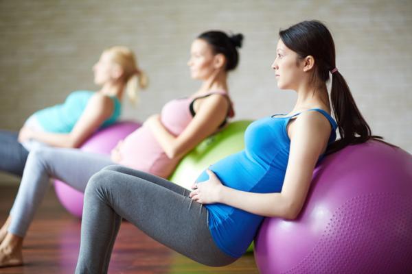 Ejercicios para embarazadas en el primer trimestre