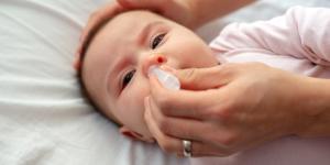 Mocos en bebés: cuándo preocuparse y cómo aliviarlos