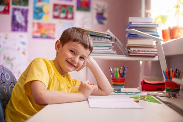 La importancia de adaptar una zona de estudio para tu niño