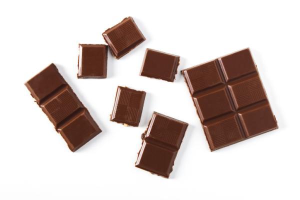 Alimentos prohibidos en la lactancia y el por qué - Chocolate