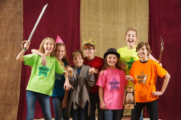 Actividades para niños con Asperger - El teatro