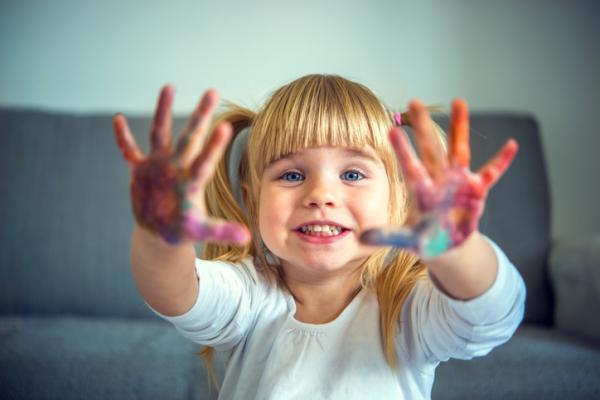 Actividades para trabajar el lenguaje oral en infantil - Adivina quién soy