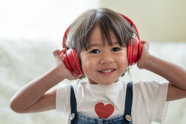 Actividades para trabajar el lenguaje oral en infantil - Canciones