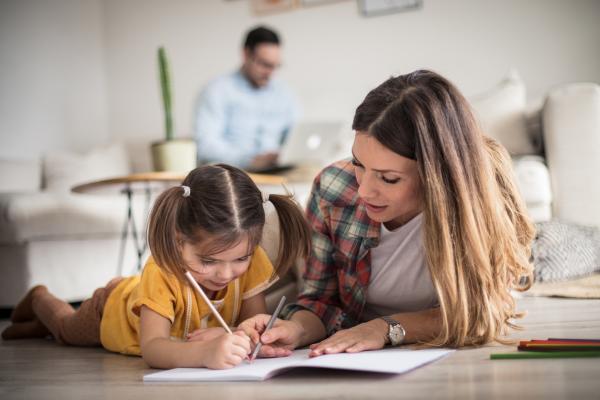 Actividades para mejorar la atención en los niños de 3 a 4 años