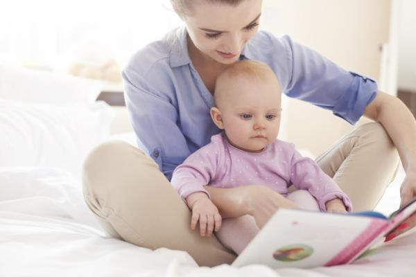 Cuentos para bebés de 3 meses