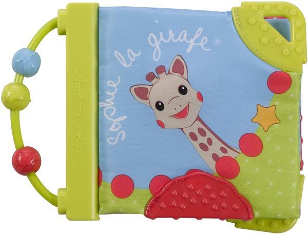 Cuentos para bebés de 3 meses - Mi primer libro de desarrollo Sophie la Girafe