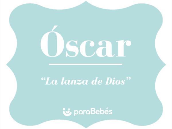 Significado del nombre Óscar