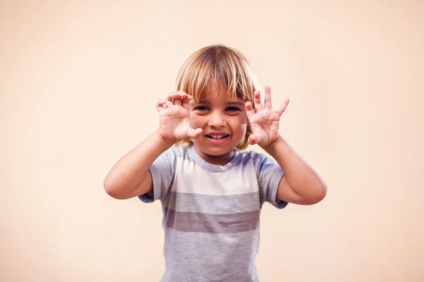 Juegos con animales para niños - ¿Quién llega primero?