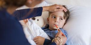 Síntomas de la meningitis en niños