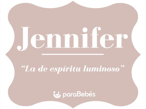 Significado del nombre Jennifer