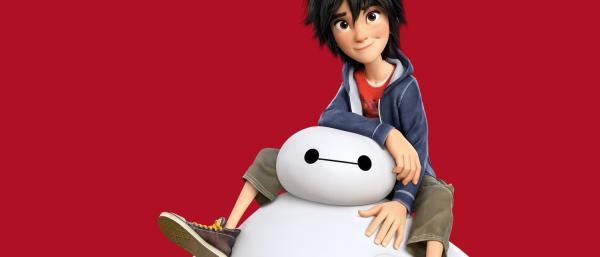 Películas educativas para niños y niñas - Big Hero