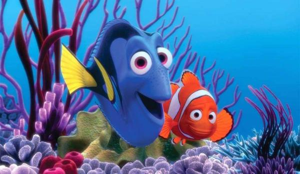 Películas educativas para niños y niñas - Buscando a Nemo