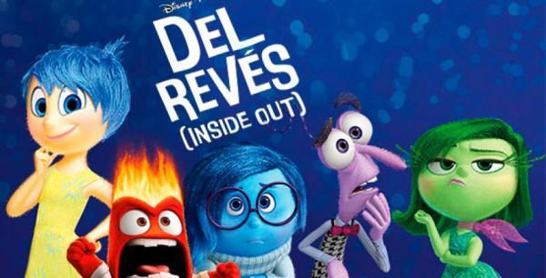 Películas educativas para niños y niñas - Del revés