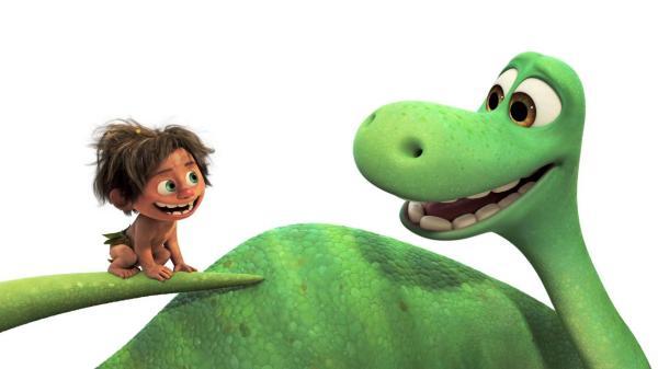 Películas educativas para niños y niñas - El viaje de Arlo