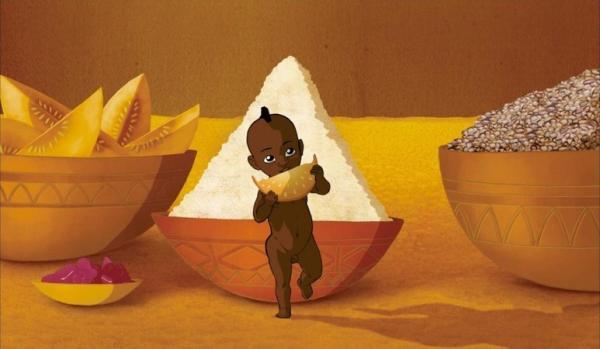 Películas educativas para niños y niñas - Kirikú y las bestias salvajes