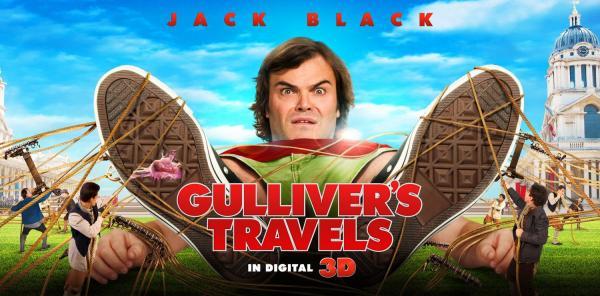 Películas educativas para niños y niñas - Los viajes de Gulliver