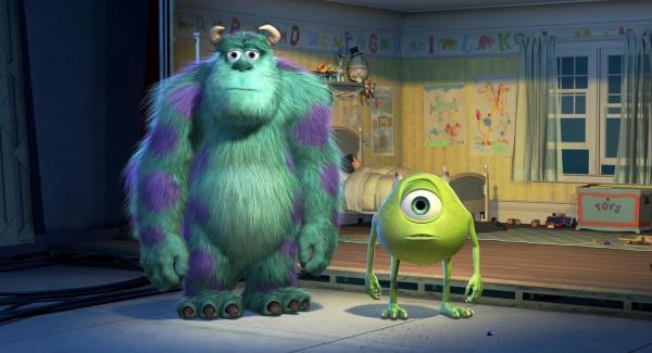 Películas educativas para niños y niñas - Monstruos S.A