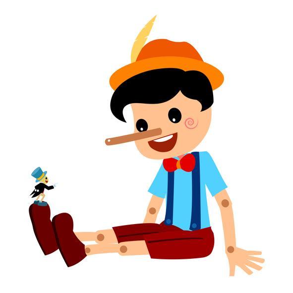 Películas educativas para niños y niñas - Pinocho