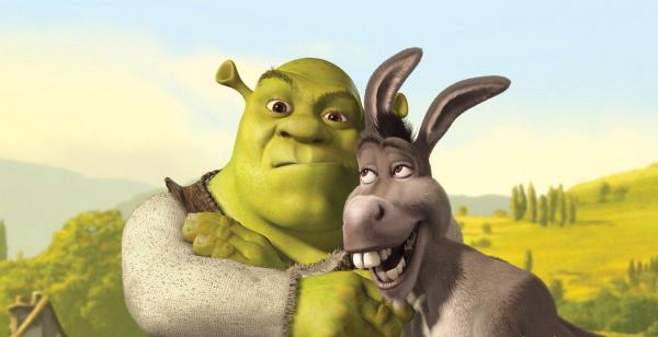 Películas educativas para niños y niñas - Shrek