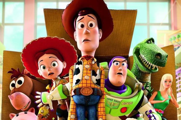 Películas educativas para niños y niñas - Toy Story