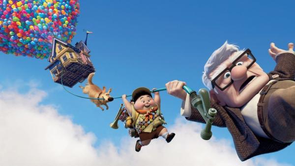 Películas educativas para niños y niñas - Up