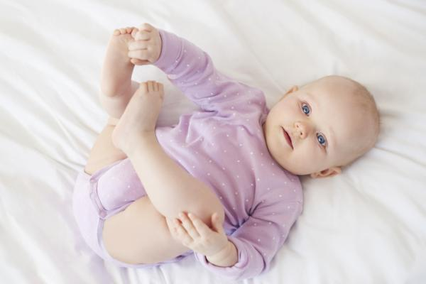 Gimnasia para bebés: ejercicios beneficiosos - El movimiento libre