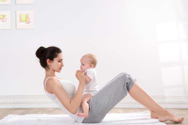 Gimnasia para bebés: ejercicios beneficiosos
