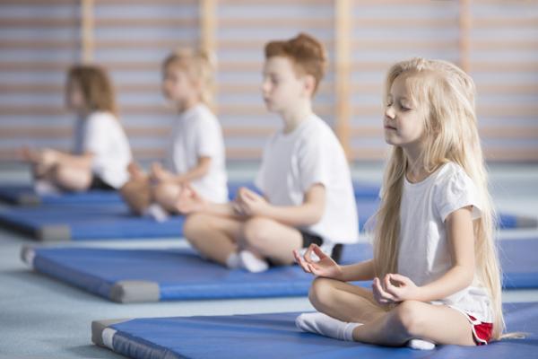 Actividades de espiritualidad para niños/as