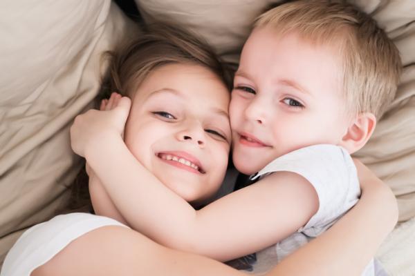 Actividades de espiritualidad para niños/as - Amar y cuidar