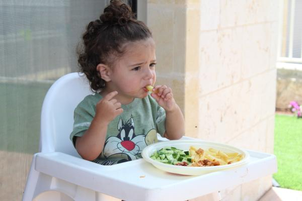 Guía de alimentación complementaria para bebés