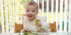Método Baby Led Weaning: qué es, beneficios y cómo introducirlo