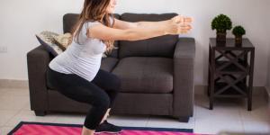 ¿Es malo agacharse en el embarazo?