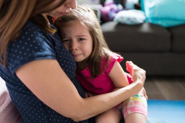 ¿Cómo manejar las rabietas en niños de 5 a 6 años?