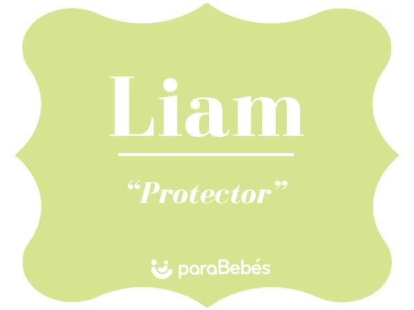 Significado del nombre Liam