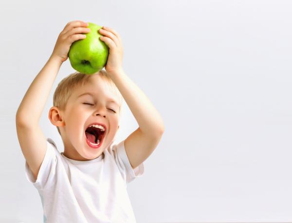 Juegos para niños/as de 6 a 8 años - Ensalada de frutas