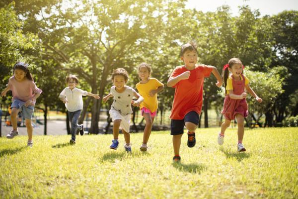 Juegos para niños/as de 6 a 8 años - Pañuelo