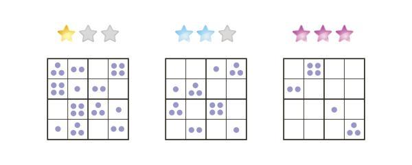 Juegos para niños/as de 6 a 8 años - Sudoku