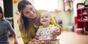 A qué edad es recomendable llevar a un niño a la guardería
