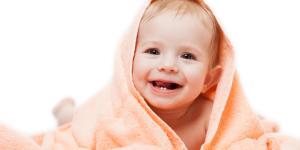 Síntomas de la salida de los dientes en bebés