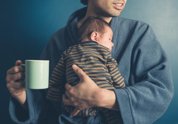 Manzanilla para bebés: cuándo se puede dar