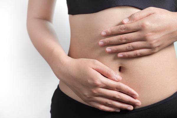 Cómo se siente el vientre en los primeros días de embarazo