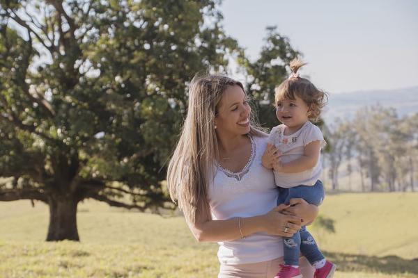 Cómo destetar a un niño o niña de 2 años