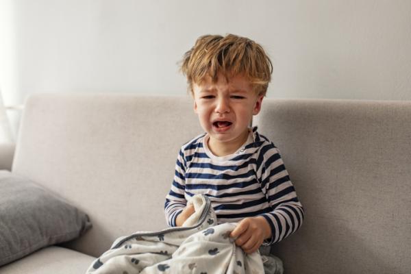 Problemas de conducta en niños de 2 a 3 años: tipos y cómo tratarlos