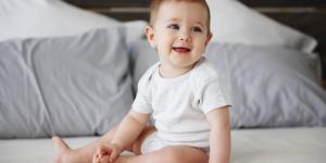 Qué hace un bebé de 9 meses