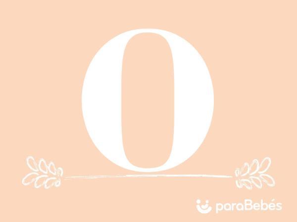Nombres de niña con la letra O