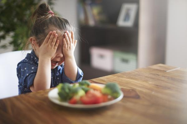 Recetas con verduras para niños