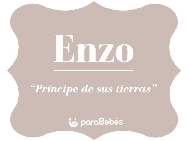 Significado del nombre Enzo