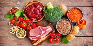 Alimentos con hierro para el embarazo