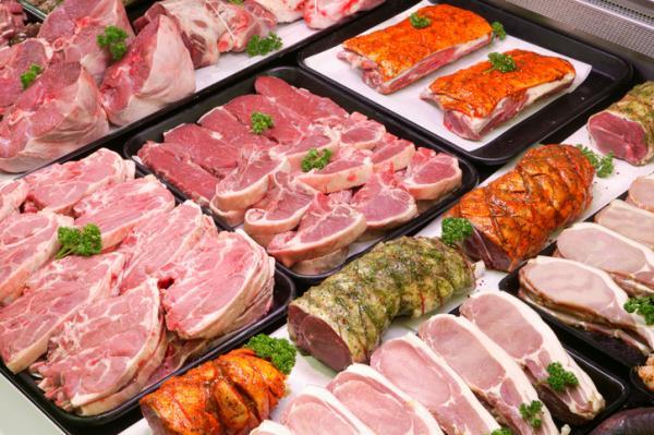 Alimentos con hierro para el embarazo - Carnes