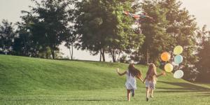 Juegos al aire libre para niños